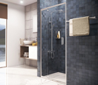 Coming soon! Shower enclosures, Bath-screens Main 41S02-100 and Shower trays.