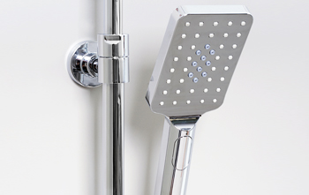 3-spray hand shower