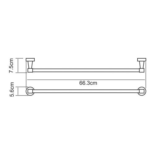 К-4030 Towel rail
