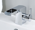 A new Waterfall washbasin mixers Aller 1069 and Berkel 4869  are already in stock!