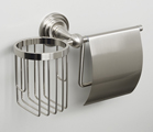 A new  К-7059 Toilet paper and air fragrance holder is already in stock!
