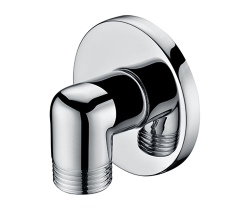 A134 Outlet elbow with shower holder wasserkraft Built-in products
